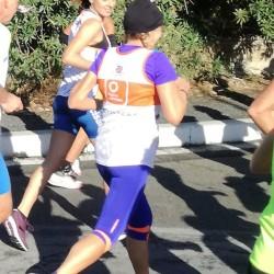 La maratonina della città di Fiumicino 10 novembre 2019
