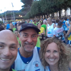 Ostia Runner(s) all'Albarace 2016