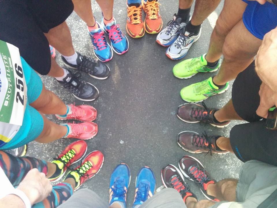 Ostia Runner(s) all'Appia Run 2016