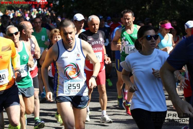 Ostia Runner(s) alla gara rincorriamo la pace con Emergency