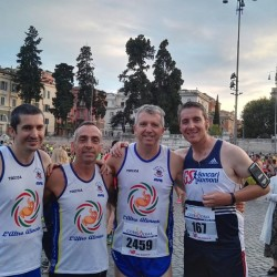 Ostia Runner(s) alla Corriroma 2016